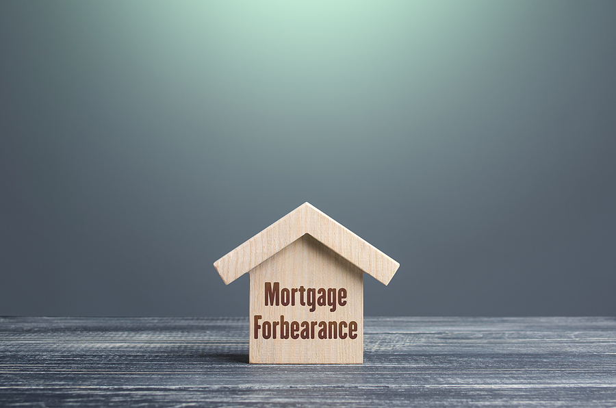 Can I sell my house while in mortgage forbearance?