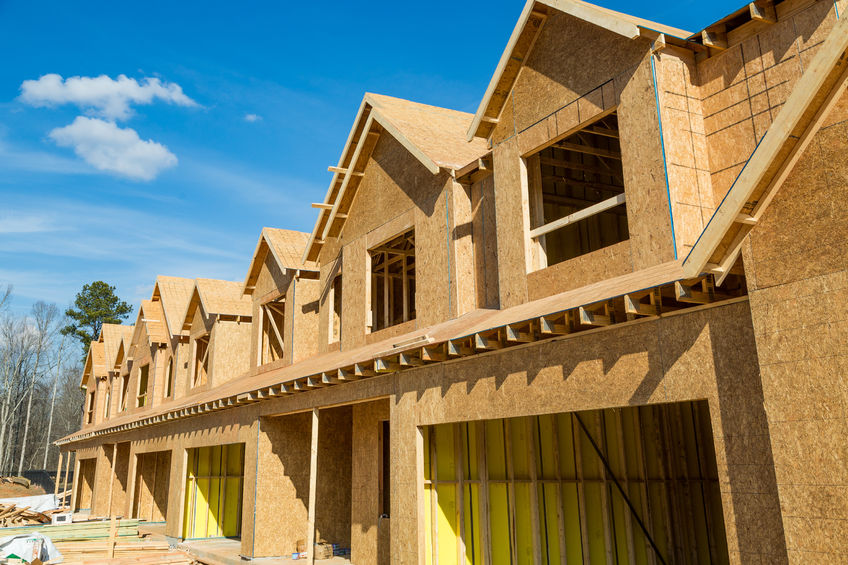 Triangle New Construction Townhomes