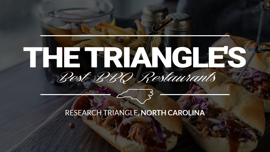 Triangle Area BBQ Restaurants