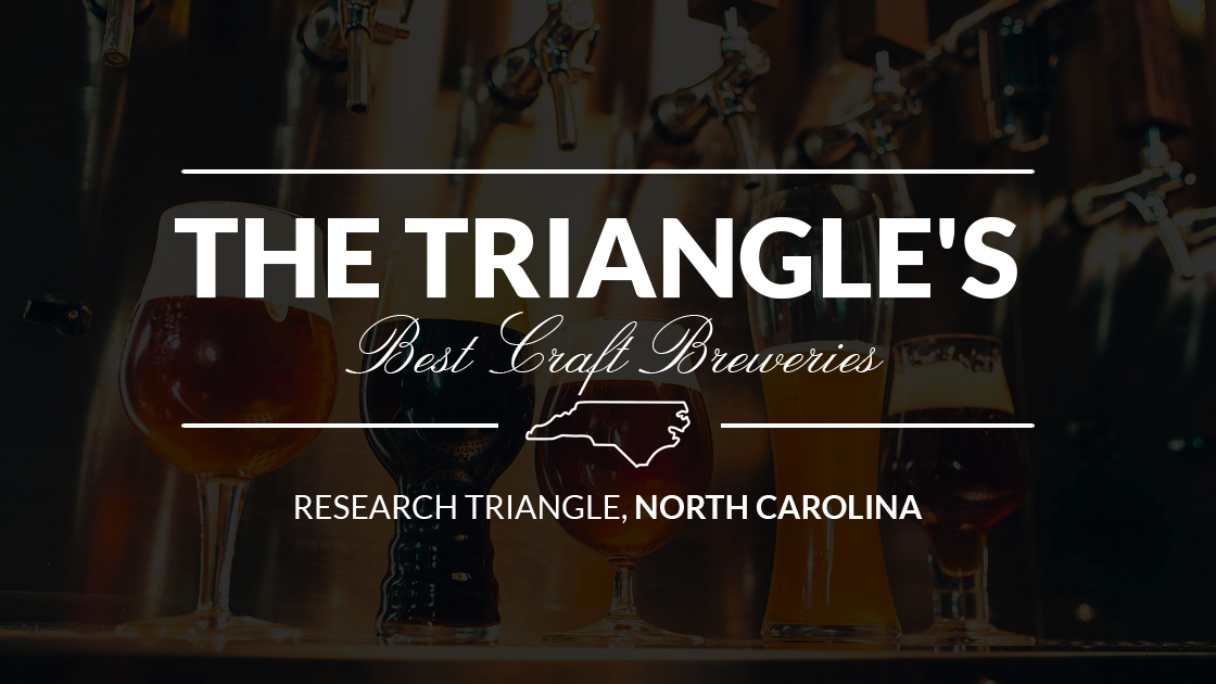 Triangle Area Best Breweries