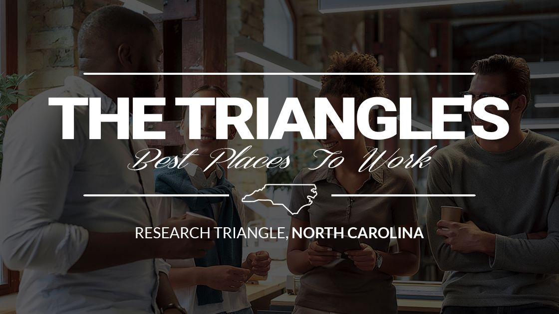 Best Places To Work Triangle Area North Carolina
