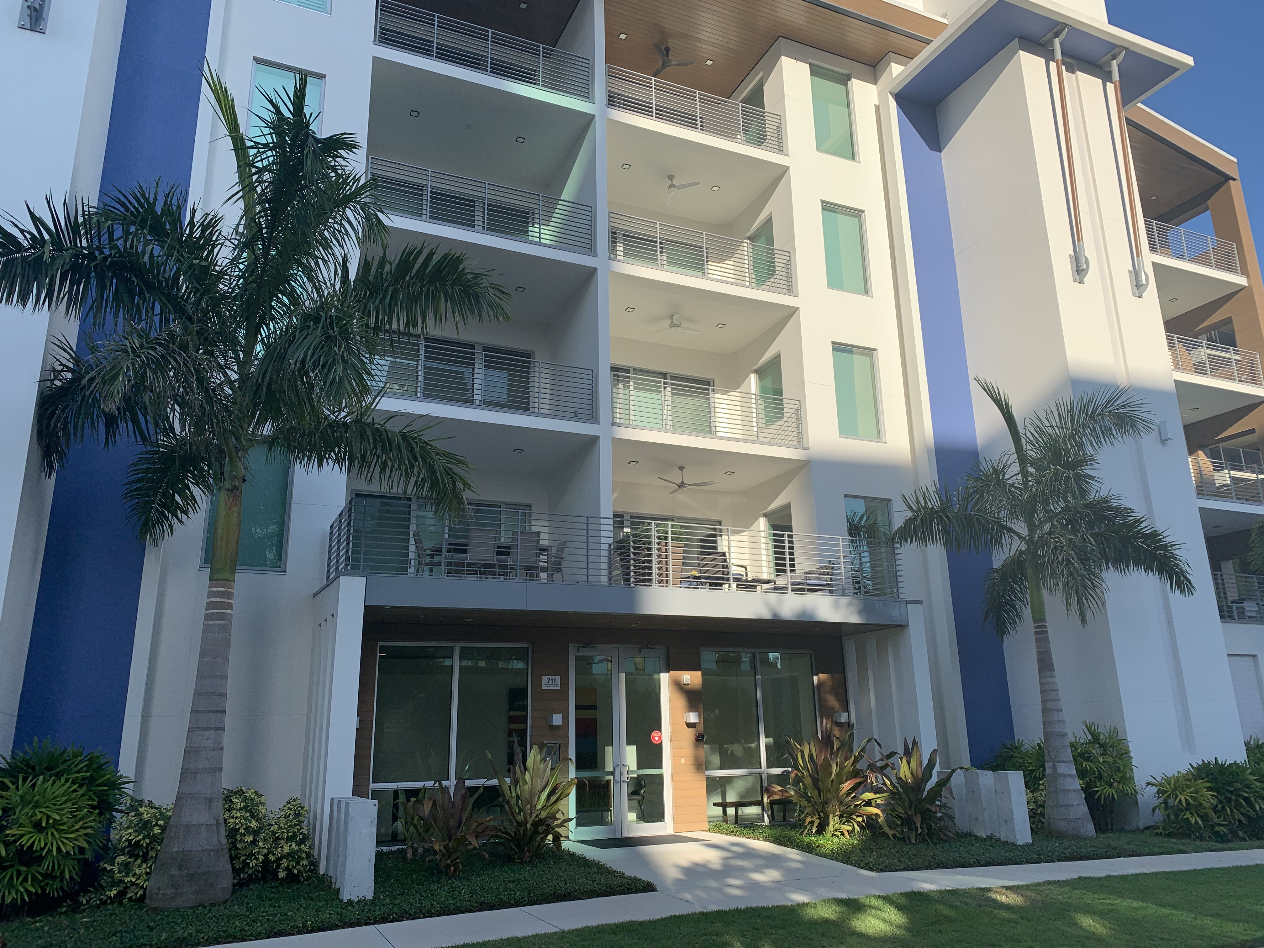 711 Palm - Condos for Sale in Downtown Sarasota
