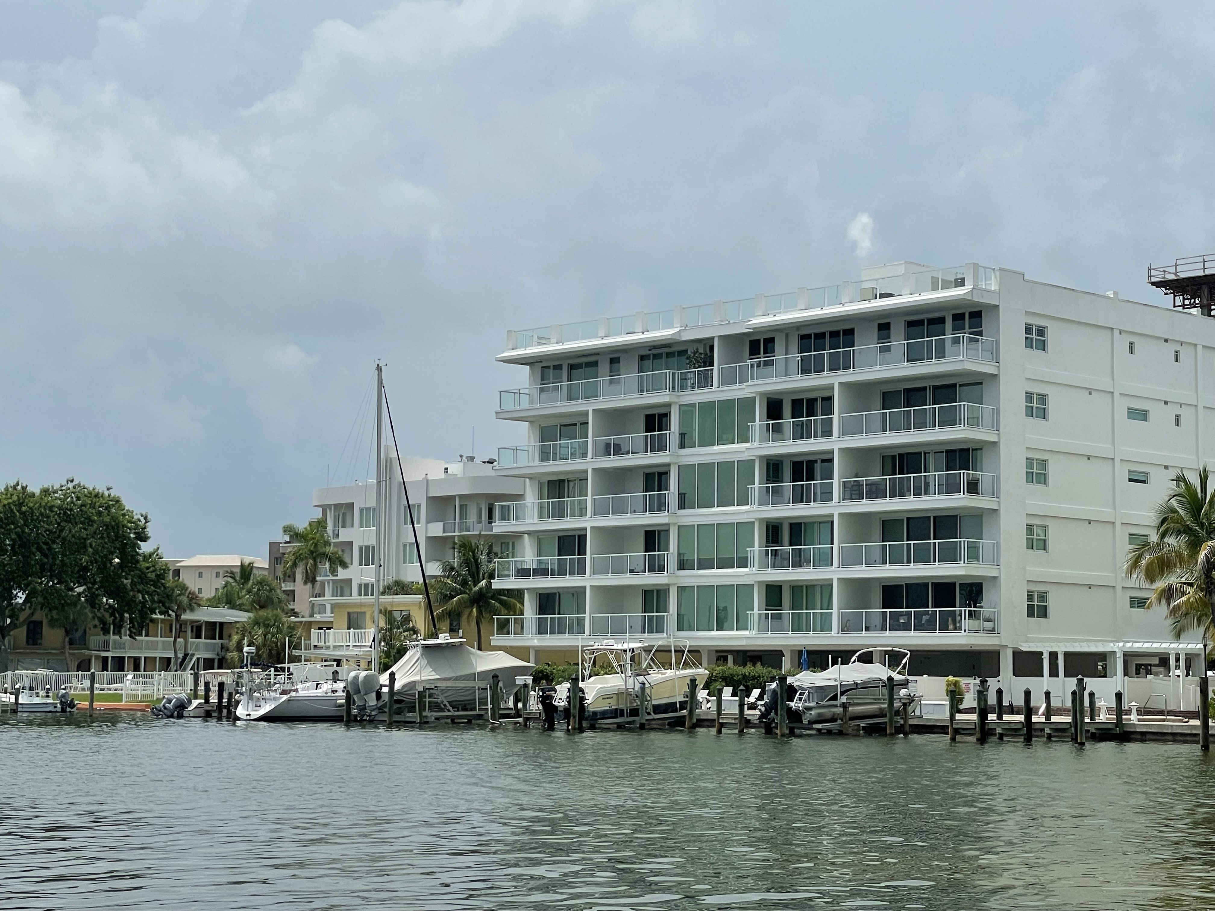 Harbor View Backside