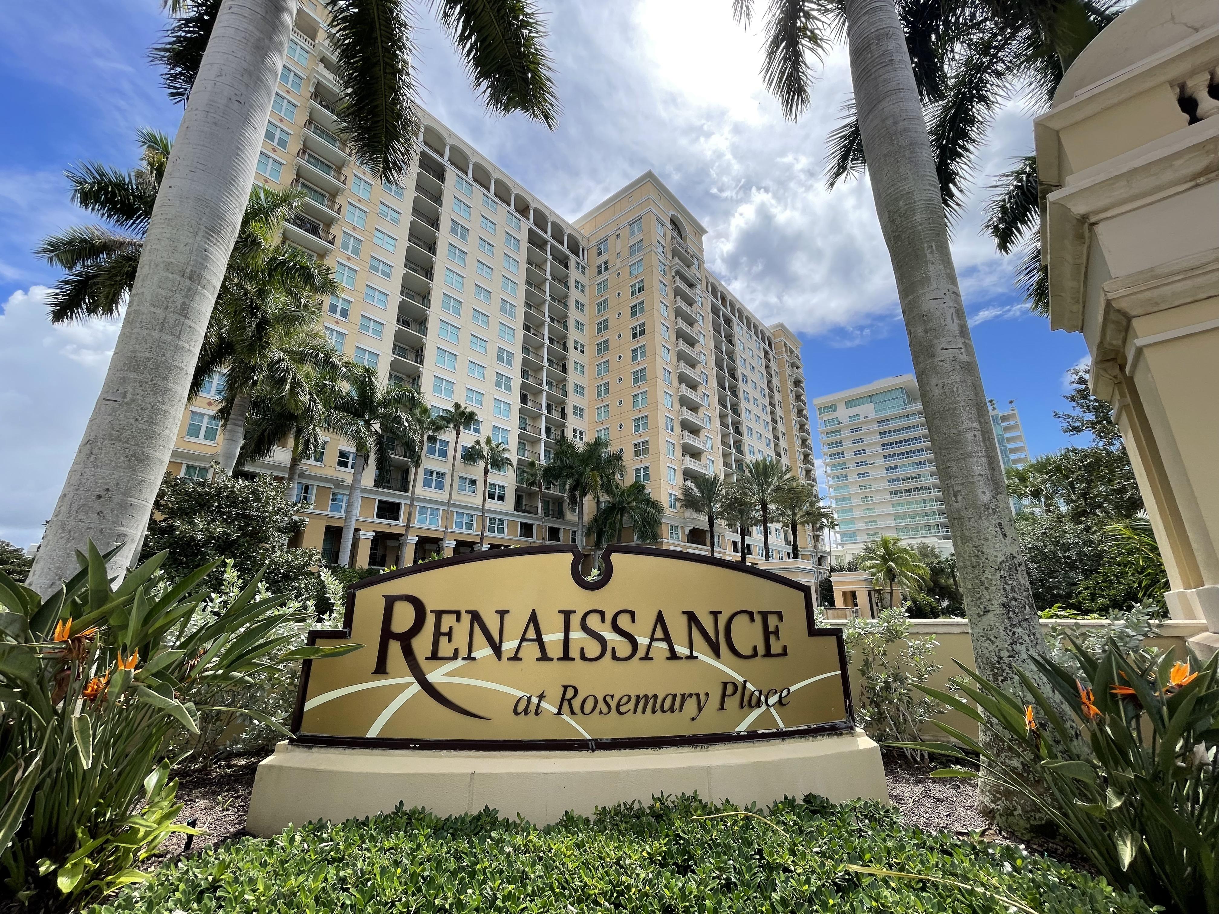 Renaissance at Rosemary Place