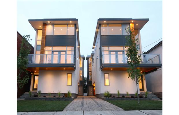 Edmonton Infill Homes