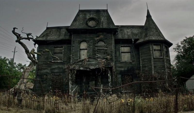 Haunted House Edmonton