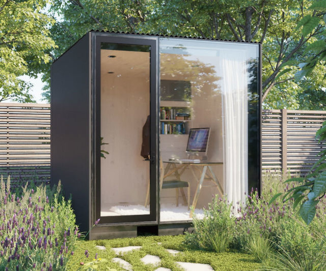 Prefabricated Backyard Office