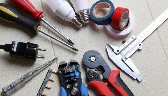 24/7 professional electrical services materials for a residential and commercial electrician in Edmonton AB and St. Albert