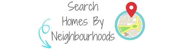 Search Central Edmonton homes by neighbourhoods