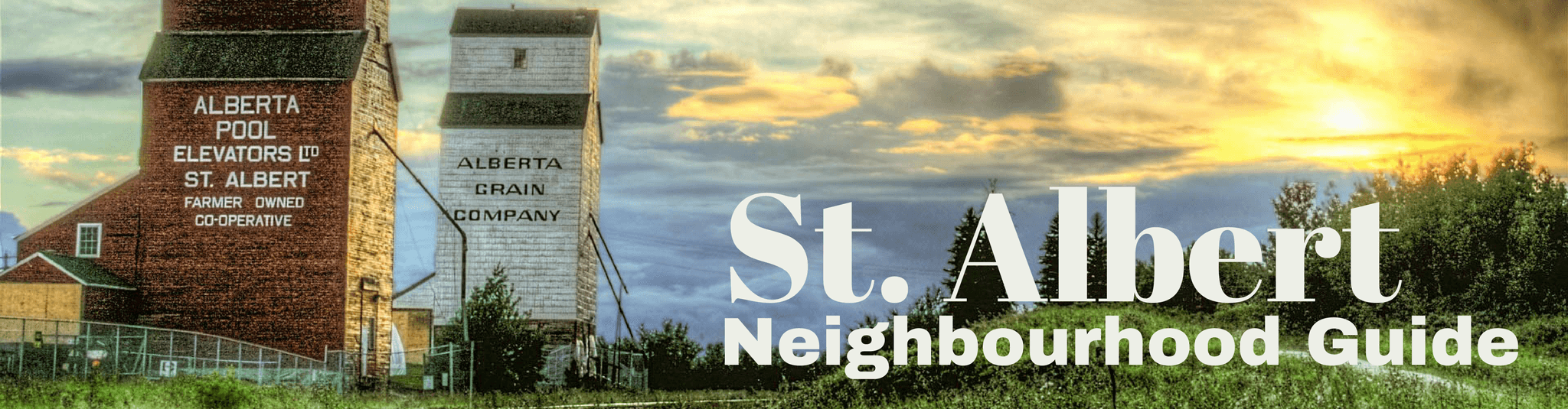 St. Albert Neighbourhoods Guide