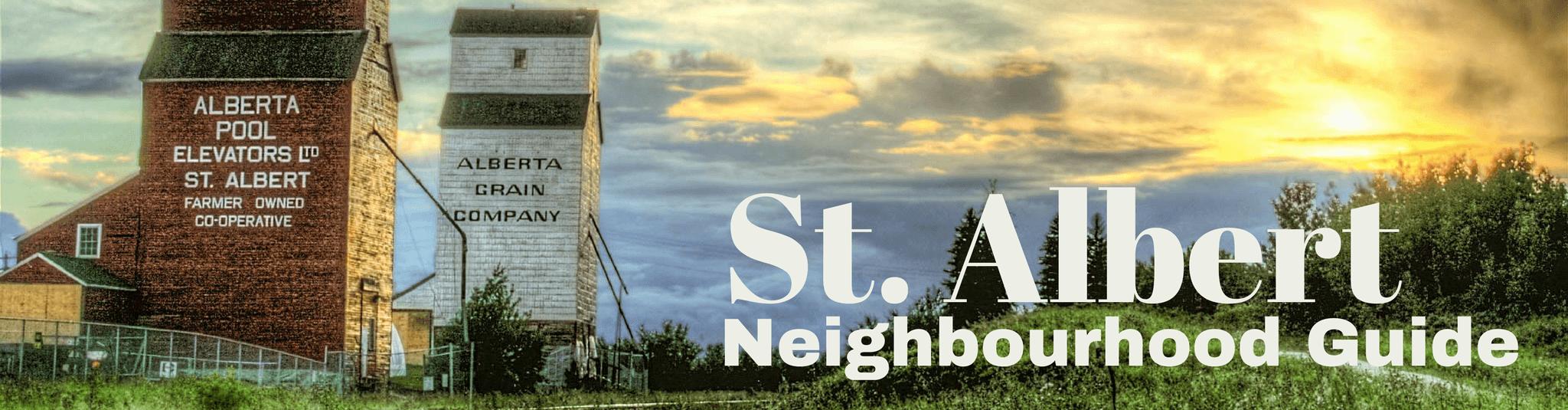 St. Albert Neighbourhoods Guide