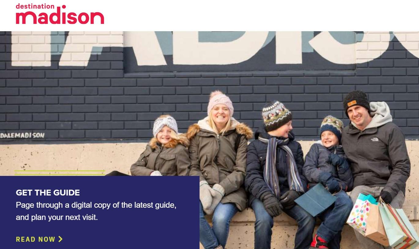 Destination Madison Guide