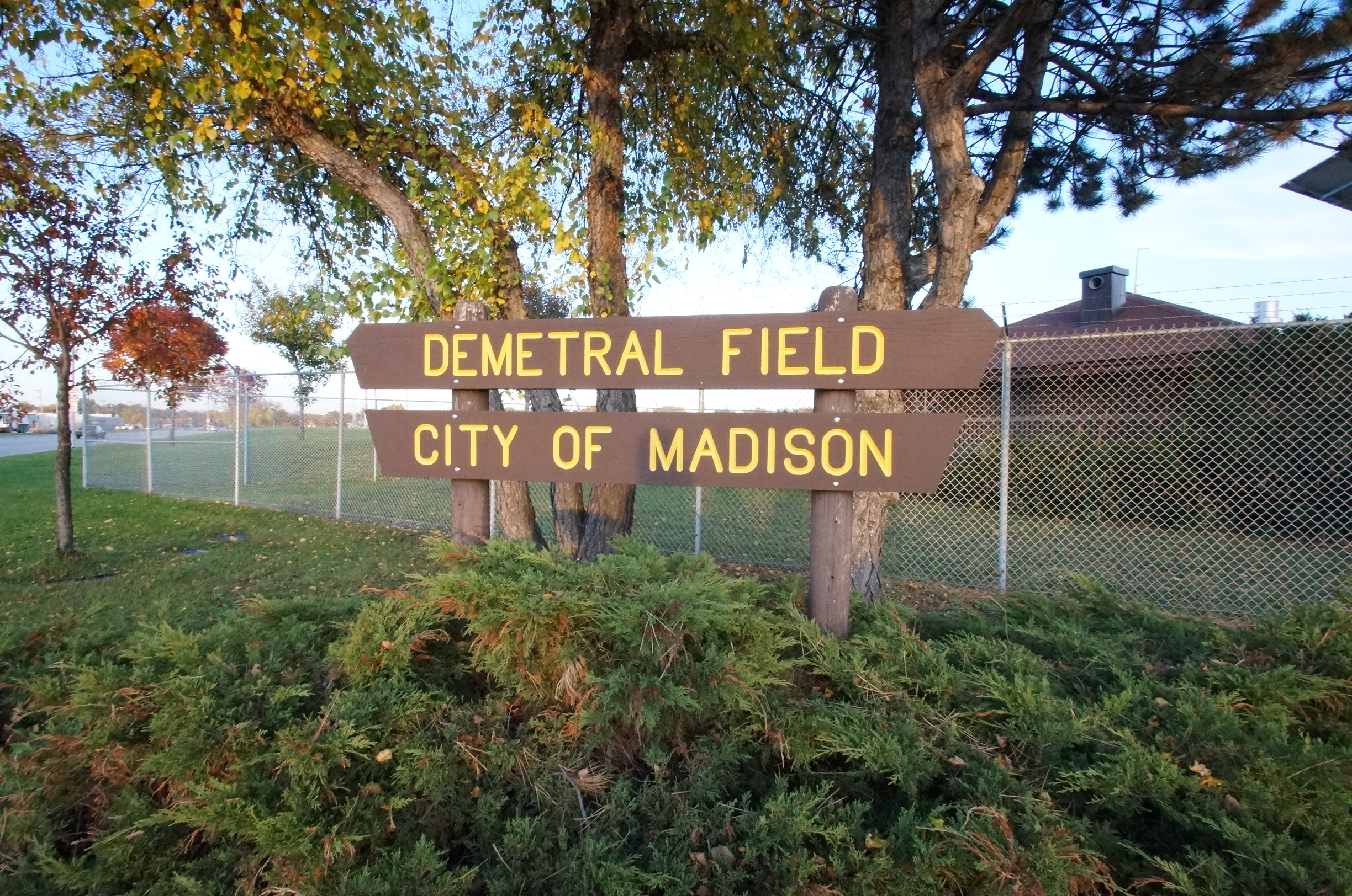 Emerson East Demetral Field
