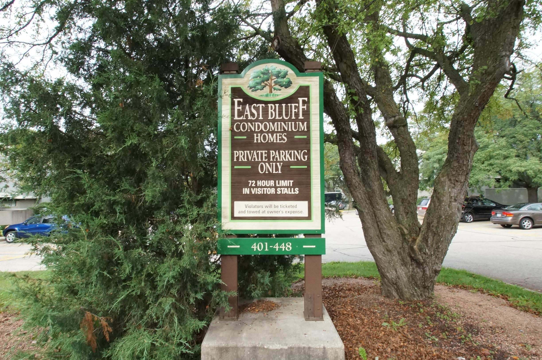 East Bluff