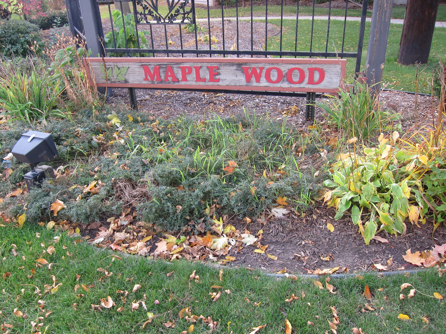 Maple Wood Condominiums