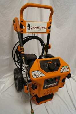 power washer from Josh Lavik & Associates