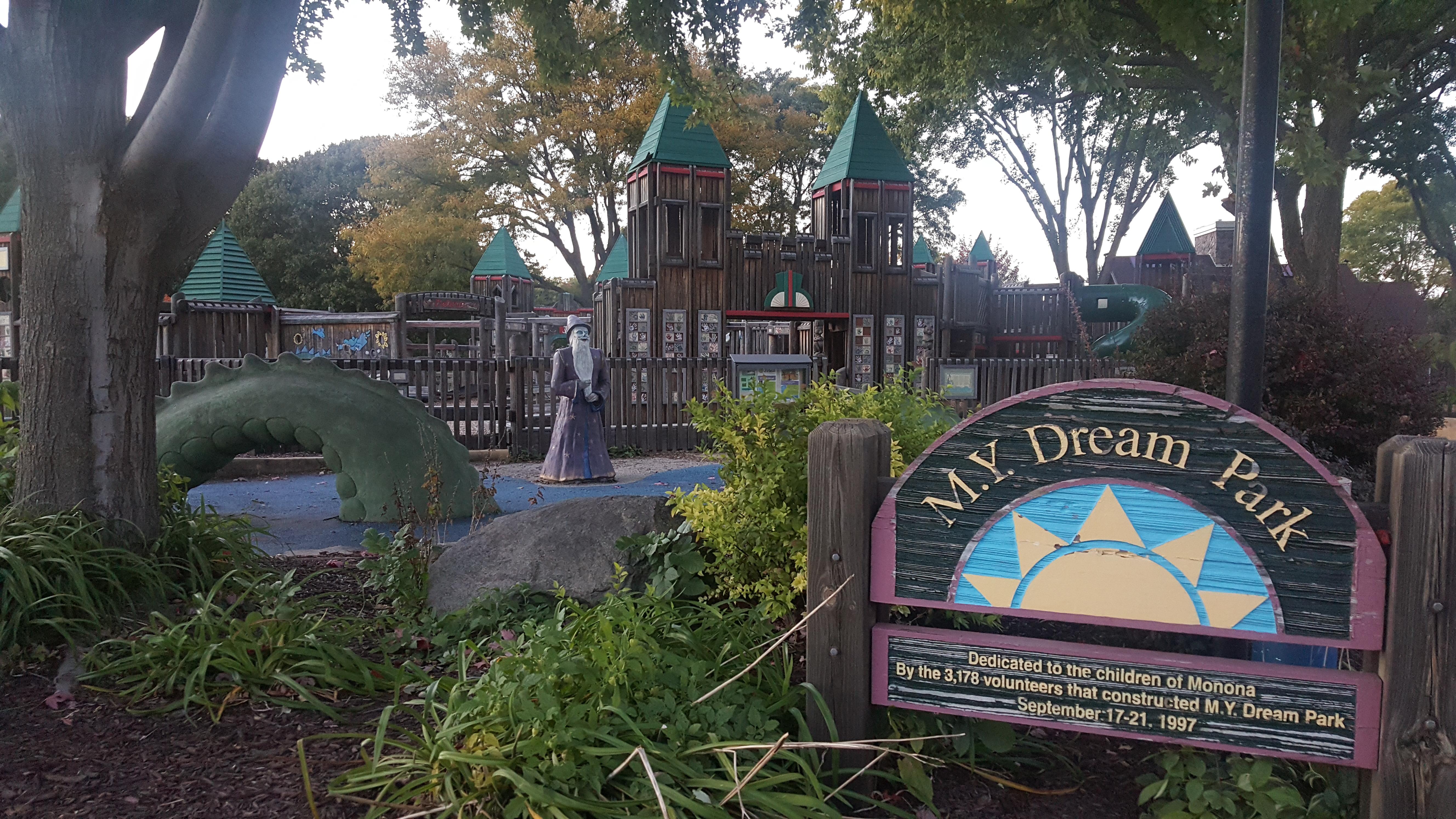 monona dream park
