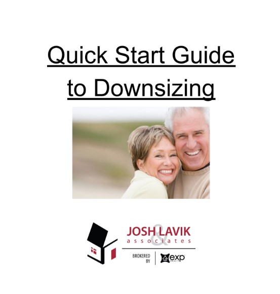 Quick Start Guide to Downsizing