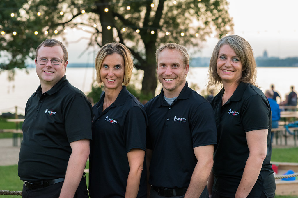 Josh Lavik & Associates real estate team in Madison Wisconsin