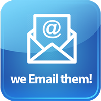 we Email them!
