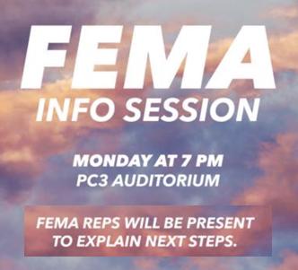 FEMA Info Session