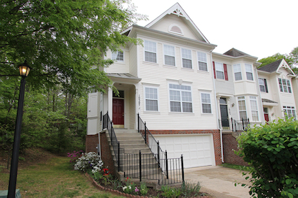 Kenesington Maryland Townhome - 20895