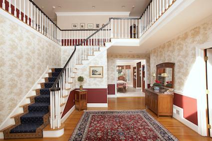 Potomac Maryland Luxury Home in coveted Bradley Farms Neighborhood