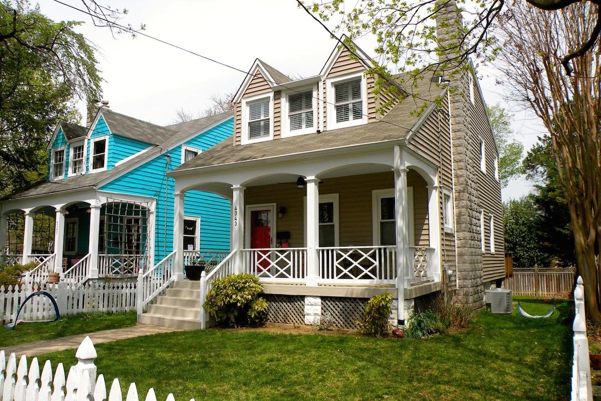 AU Park Home in Washington DC