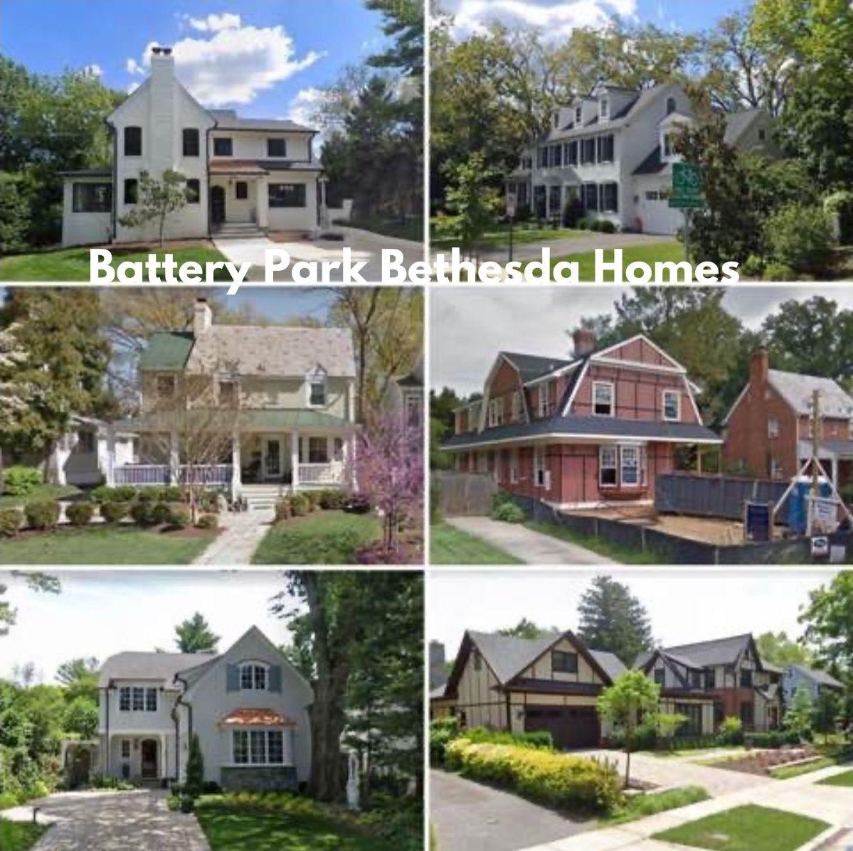 Battery Park Bethesda Homes Guide - KoitzGroup