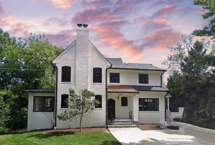 Renovated Home in Battery Park, Bethesda