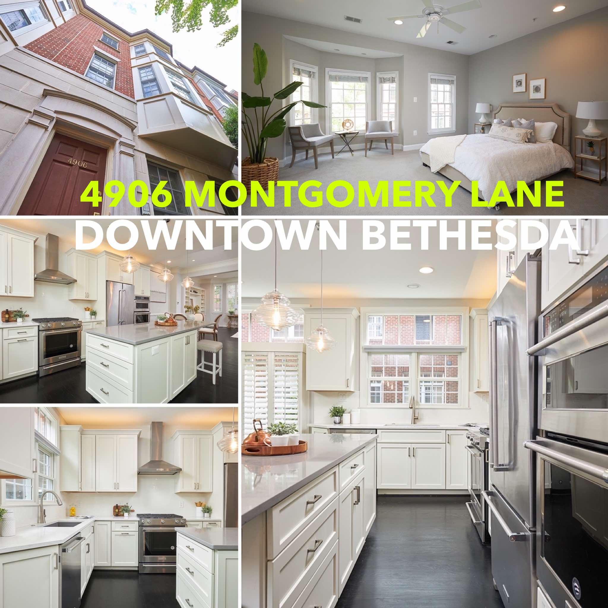 4906 Montgomery Lane Townhome - Downtown Bethesda