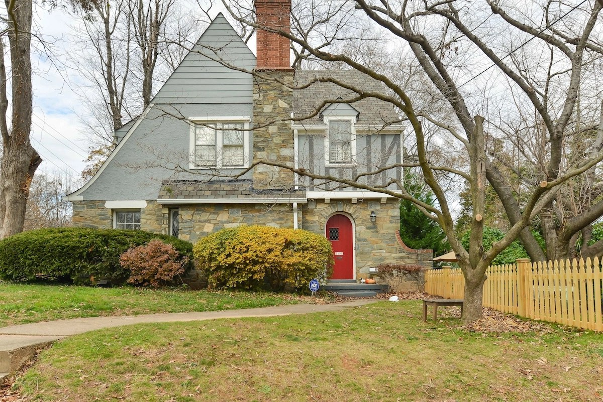 Chevy Chase DC English Cottage Home