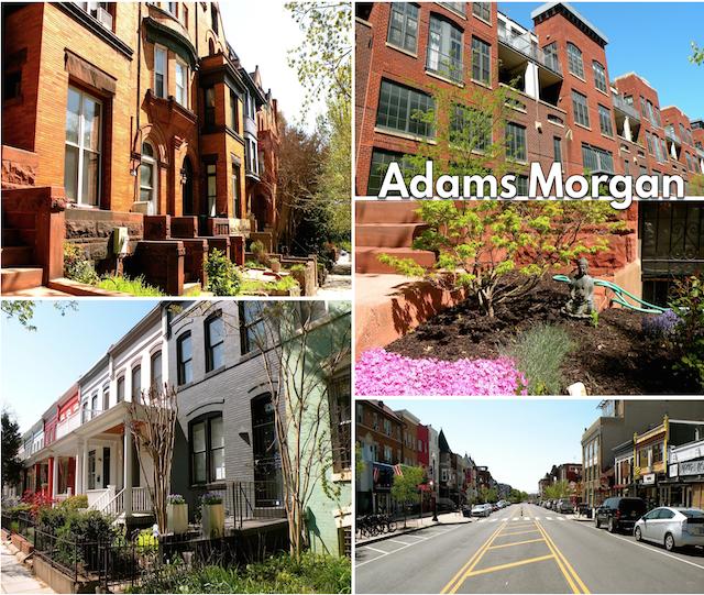 Adams Morgan DC Real Estate