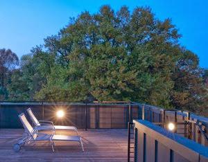 Edgemoor Modern Rooftop Deck
