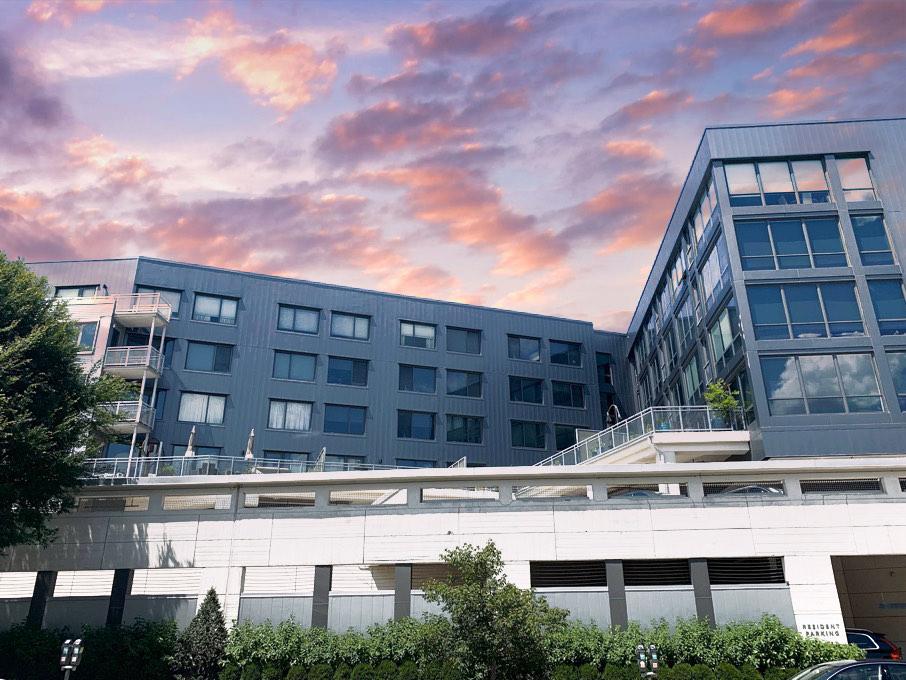 Cityline At Tenley Condominiums - Albemarle Street