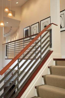 Danville Grand Staircase - MC8599186 - Extraordinary Spaces