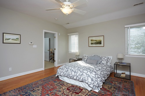 Master Bedroom at 5903 Conway Road - KoitzGroup.com