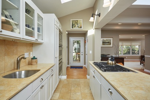 Updated Kitchen at this 3 bedroom Bethesda Home