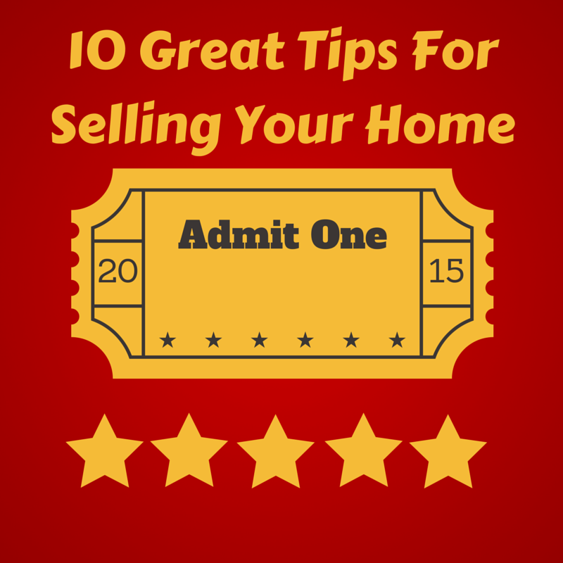 10 Great Tips For Selling Your Home - Cincinnati & Northern Kentucky on staging your home, selling a home, buying your home, unique ways to stage your home,