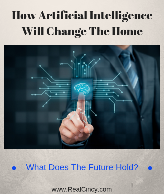 artificial intelligence to change the home