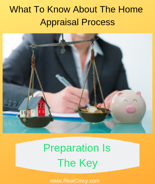 What To Know About The Home Appraisal Process