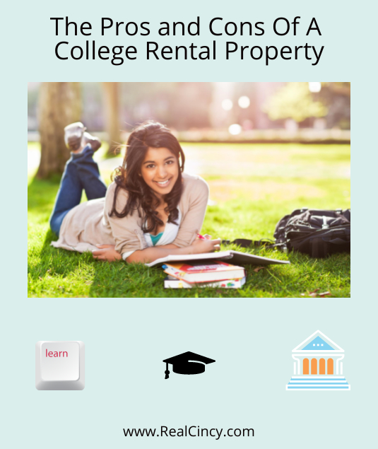 college rental pros and cons