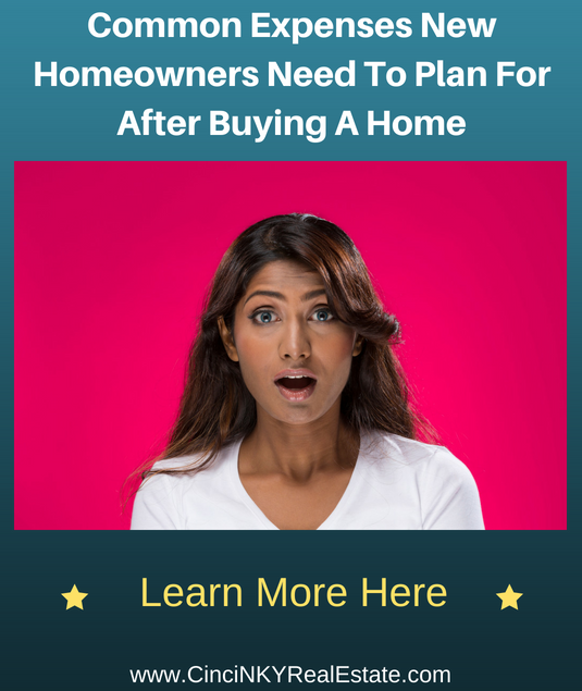 Common Expenses New Homeowners Need To Plan For After Buying A Home