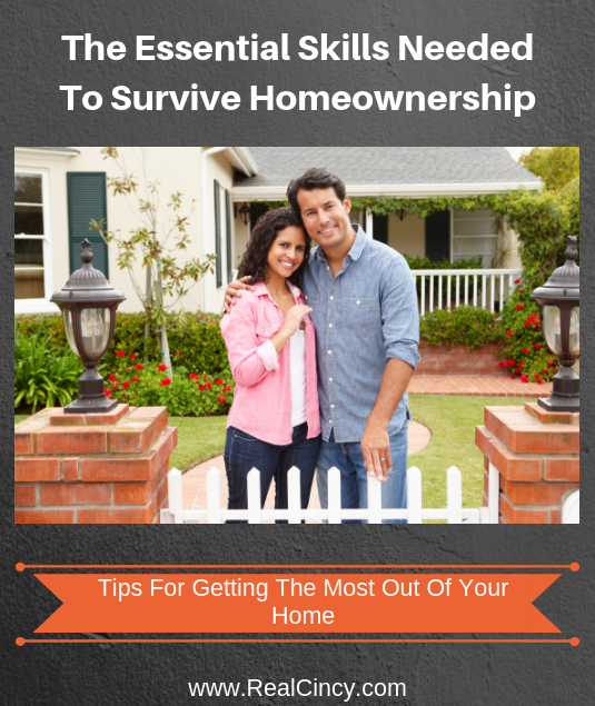 The Essential Skills Needed To Survive Homeownership