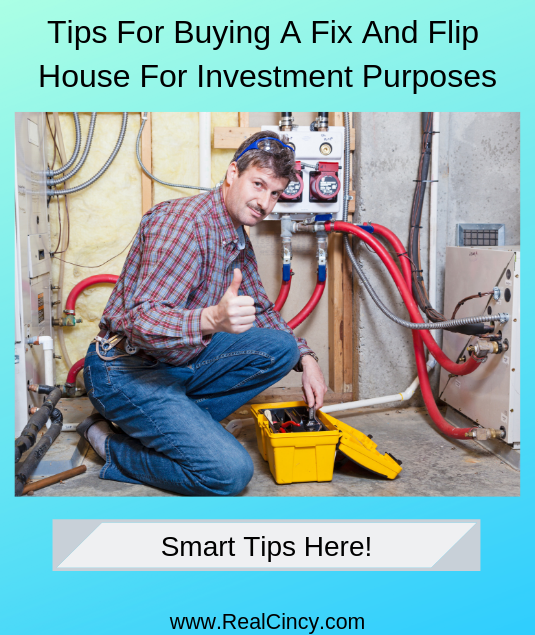 Tips For Buying A Fix And Flip House For Investment Purposes