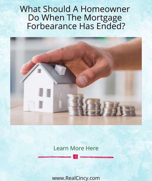 What Should A Homeowner Do When The Mortgage Forbearance Has Ended