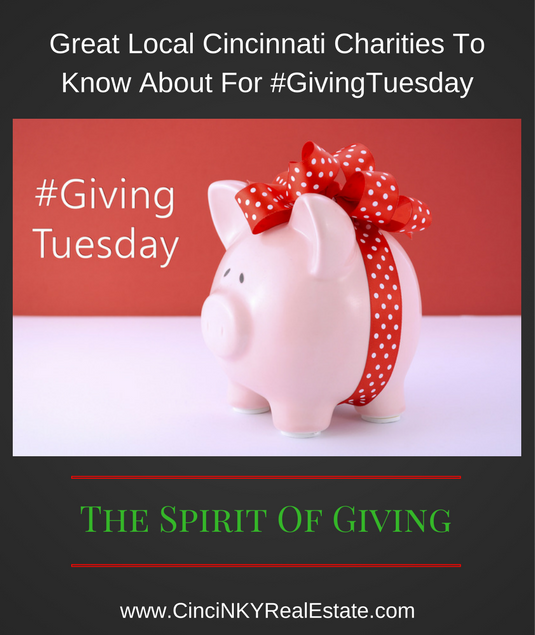 great local cincinnati charities to know about for giving tuesday