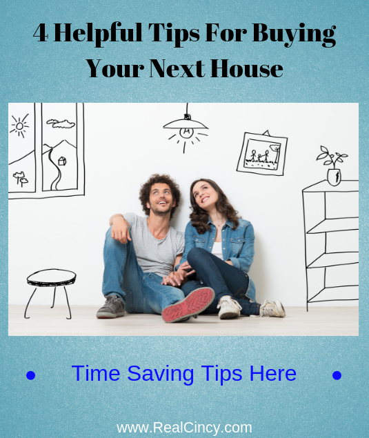 helpful tips for buying your next home
