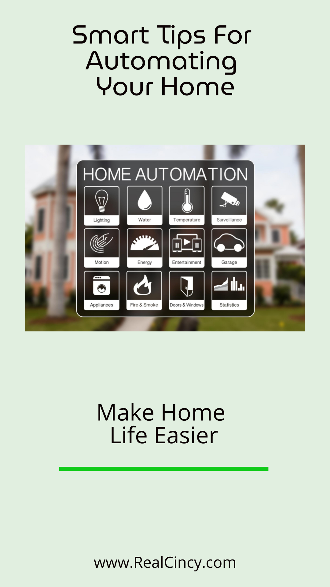 home automation tips for a smarter home