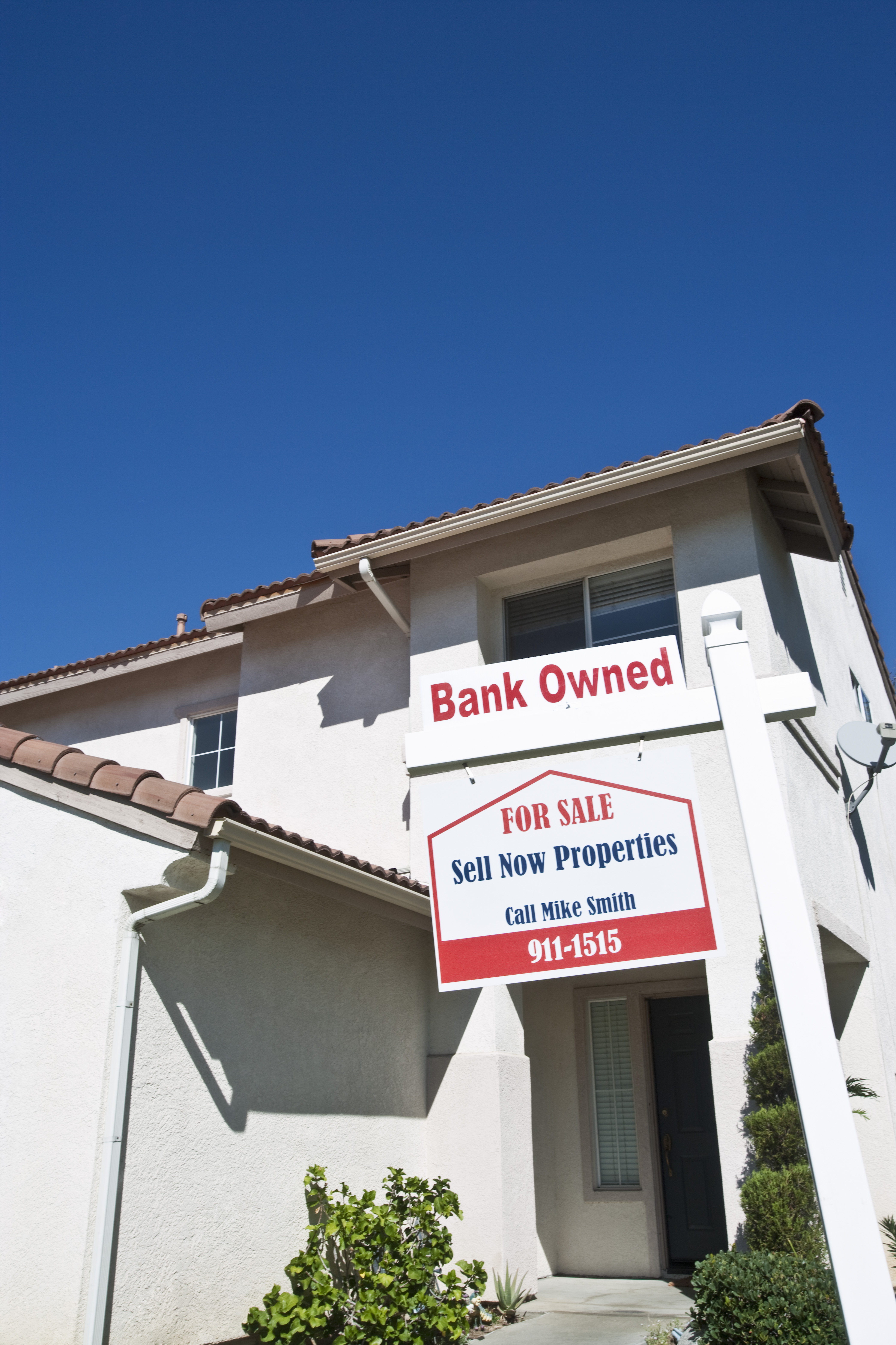 bank owned house for sale picture